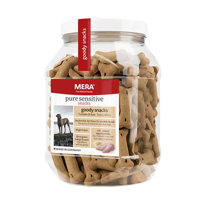 Goody snacks – Kalkon och ris 600gr